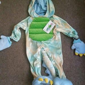 Halloween Lizard Costume NWT Toddler Size